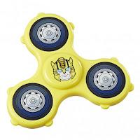 Transformers Bumblebee Fidget Spinner Fidget Its Tri-Spinner