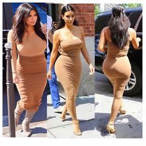 kimberly kardashian and her vintage