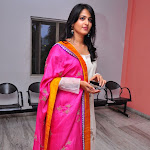 Anushka Cute Stills at Nanna Music Launch