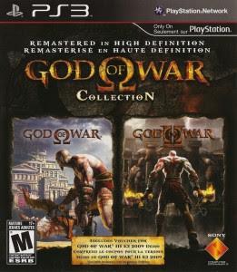 Download God Of War Origins Collection PS3 Torrent 2011