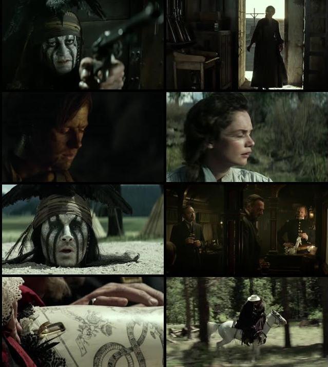 The Lone Ranger 2013 Dual Audio Hindi 720p BluRay
