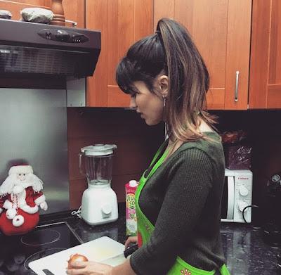 cocinillas, menú Navidad