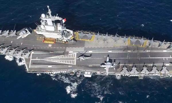 Γαλλικά ΜΜΕ: Ο Μακρόν στέλνει το Charles de Gaulle στην Α. Μεσόγειο λόγω Τουρκίας