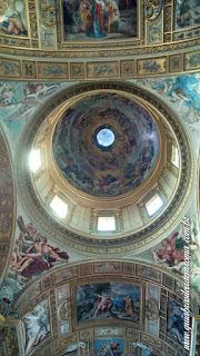 city tour cupolas roma santo andrea guia portugues - Cinco cúpolas de Roma e uma não cupola!