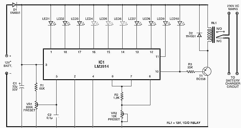 Ic Electronic Circuit Schematic Diagram Collection Picture Pictures