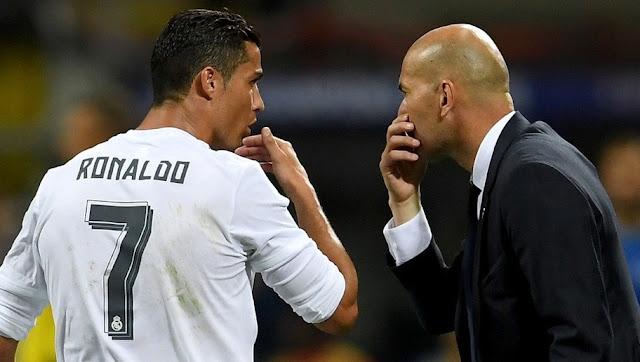 Zidane-Ronaldo, la conversation secrète en 2016 qui a tout changé