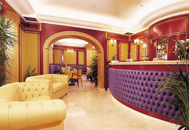 Hotel Fori Imperiali Cavalieri em Roma na Itália