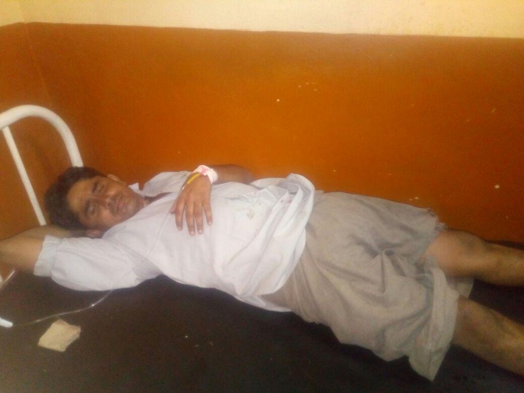 Image result for कैदी ने काटा जेल में लिंग