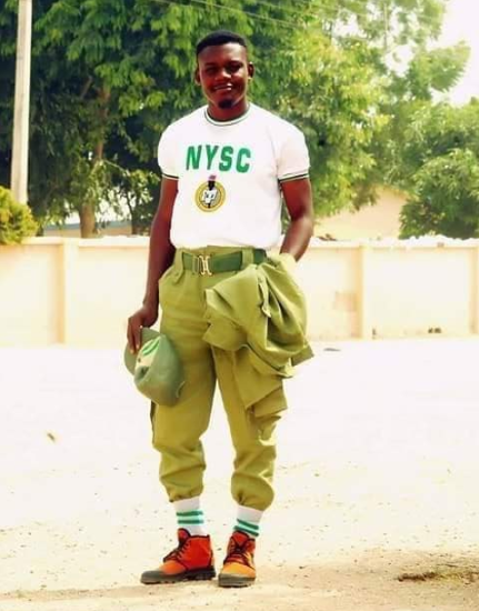 A corps member serving in Kano state has died while returning to his PPA.  Enoch Noah, 26, who studied Public Administration at Kogi State University, died in an accident along the Abuja-Kano road while returning to his Place of Primary Assignment on Monday.