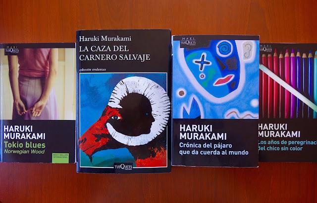 libros-haruki-murakami