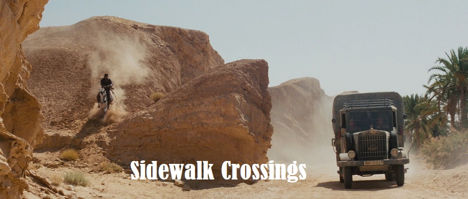 Sidewalk Crossings