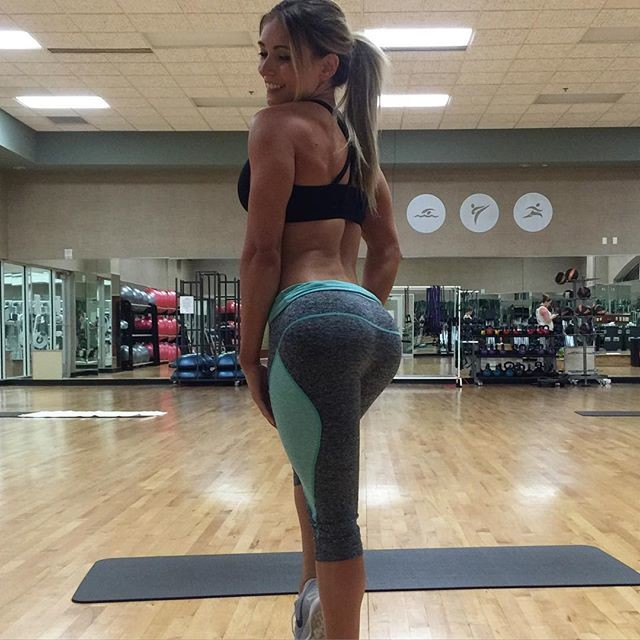 Alyssa Germeroth Fitness Pro