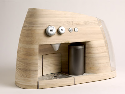 Creative Coffee Makers and Modern Coffee Machine Designs (15) 5