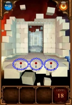 100 Doors Parallel Worlds Level 18 19 20