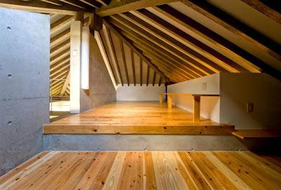 beautiful roof design - disain atap rumah elegan
