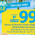 Get a sporting chance at P99 seats on Cebu Pacific flights