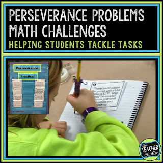 Finding quality math problem solving experiences can be challenging. We want students to have a growth mindset, be able to do activities and worksheets with rigor and deep thinking. We want students to be able to solve real-world problems that get them making connections between math concepts. Third grade math, fourth grade math, fifth grade math, problem solving, algebraic thinking, fast finishers, math challenge, math workshop, guided math