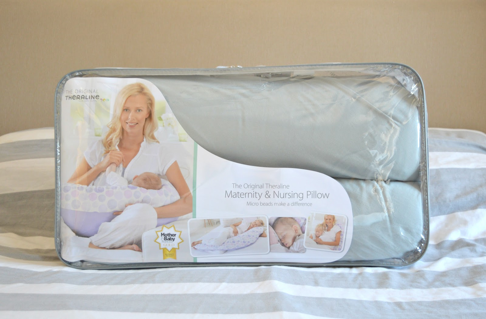 Theraline Maternity & Nursing Pillow Review