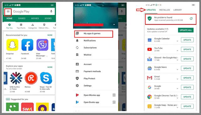 غوغل تمنحك خاصية جديدة للبحث عن التطبيقات الضارة في هاتفك الأندرويد