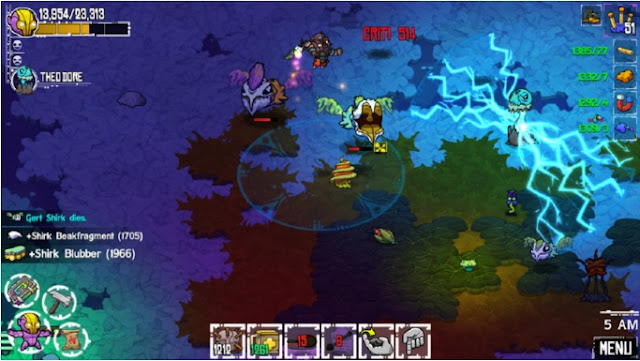unduh Crashlands RPG