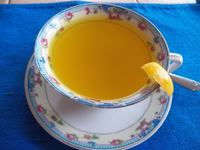 Ginger and Spice Tea