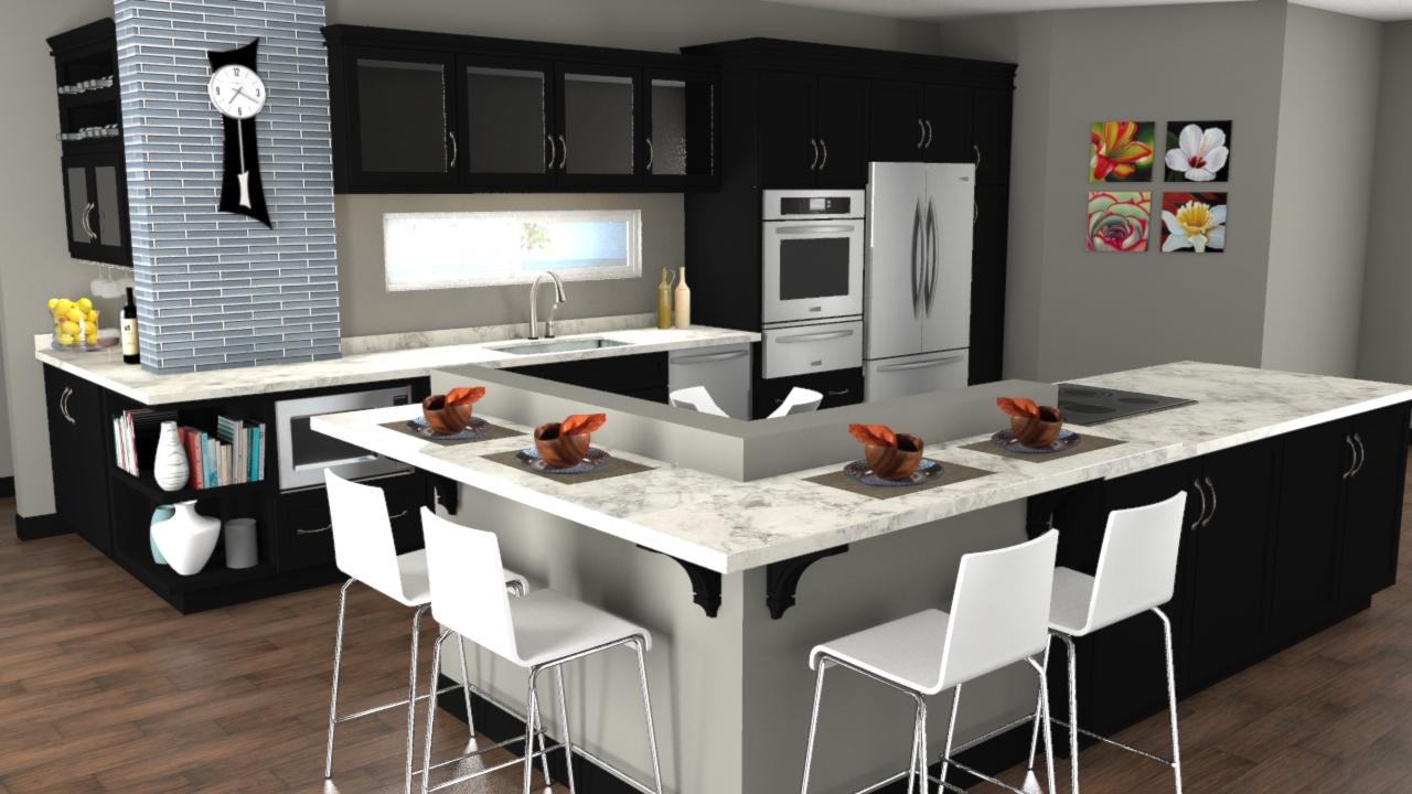 Kitchen Room Layout Tool