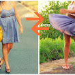 How to wear your dresses as skirts and tops.