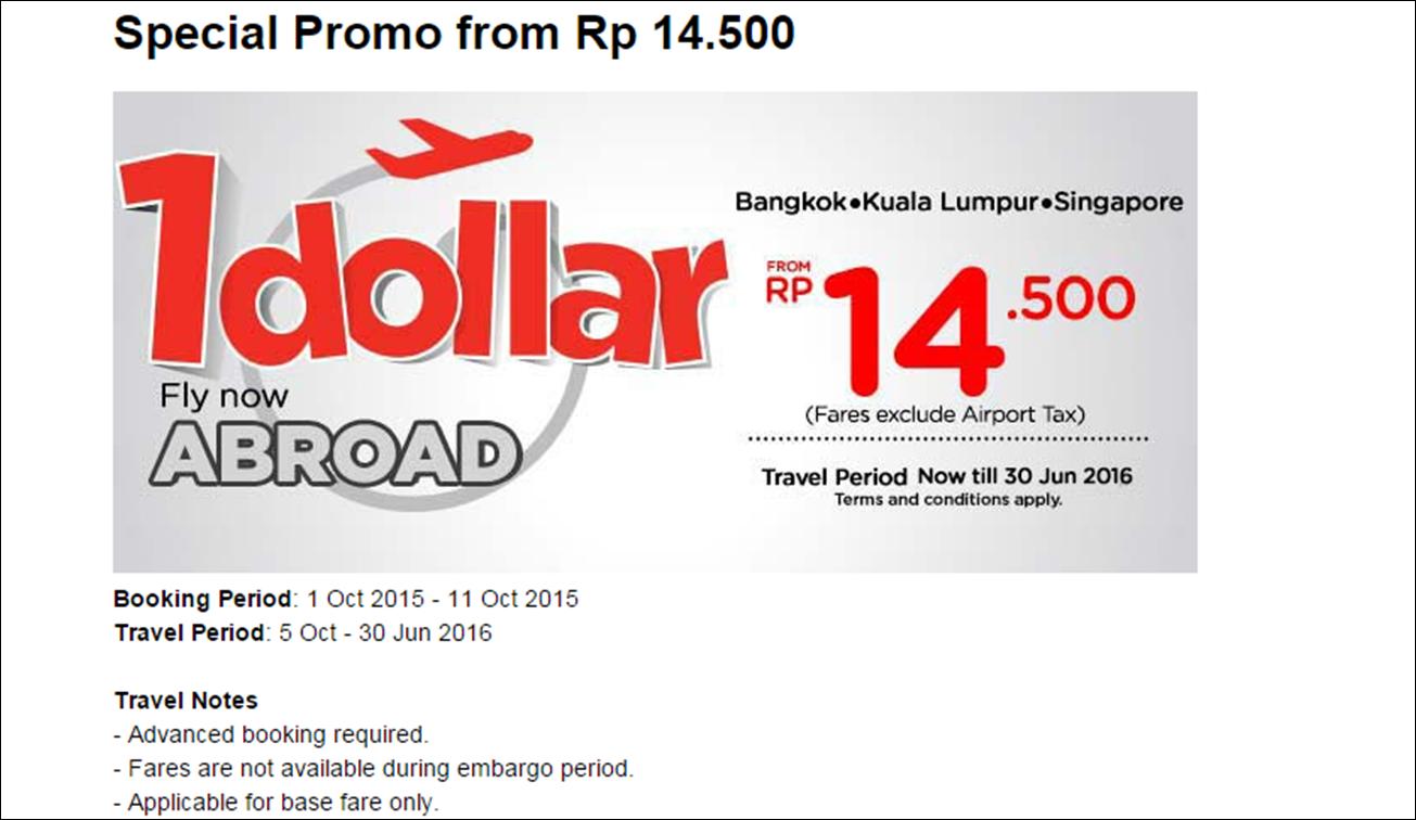 Part 1 Terbang Ke Malaysia Bersama Promo Air Asia Dollar Tiket Ini Keren Banget Lah Kalo Aku Bikin Rankingnya Ada Di Nomer Ketiga Paling Murah Yang Pertama Untuk Rp0 Dengan Tanpa Pajak
