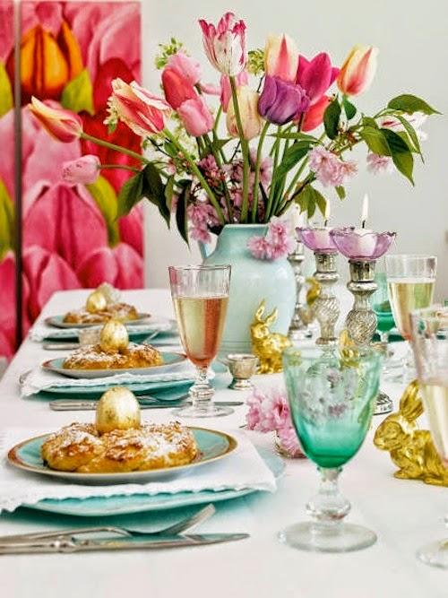 Almoço do dia das mães decoração