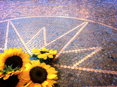 Penny Floor at Steins at Sunset Florist in Burlington, NJ