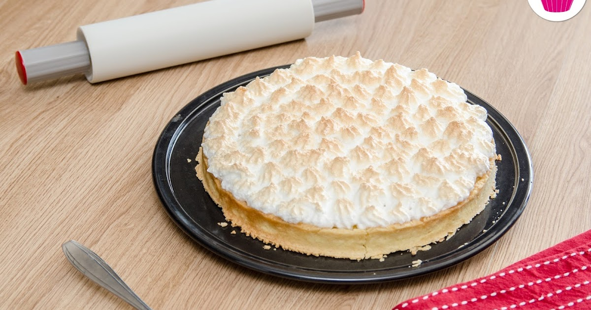 Emilie sweetness tarte au citron ou tarte au citron meringu e recette facile et gourmande - Tarte au citron meringuee facile ...