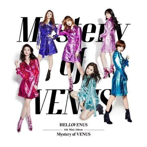Hello Venus - Mystery of VENUS [FLAC   MP3 320 / WEB]