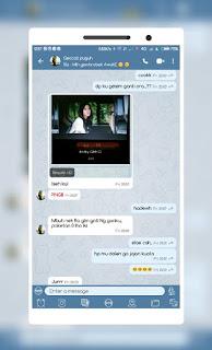 Tema BBM MOD Telegram v300.3.7.101 Apk