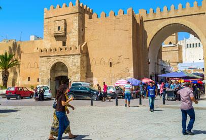 المواقع الأثرية في مدينة صفاقس
