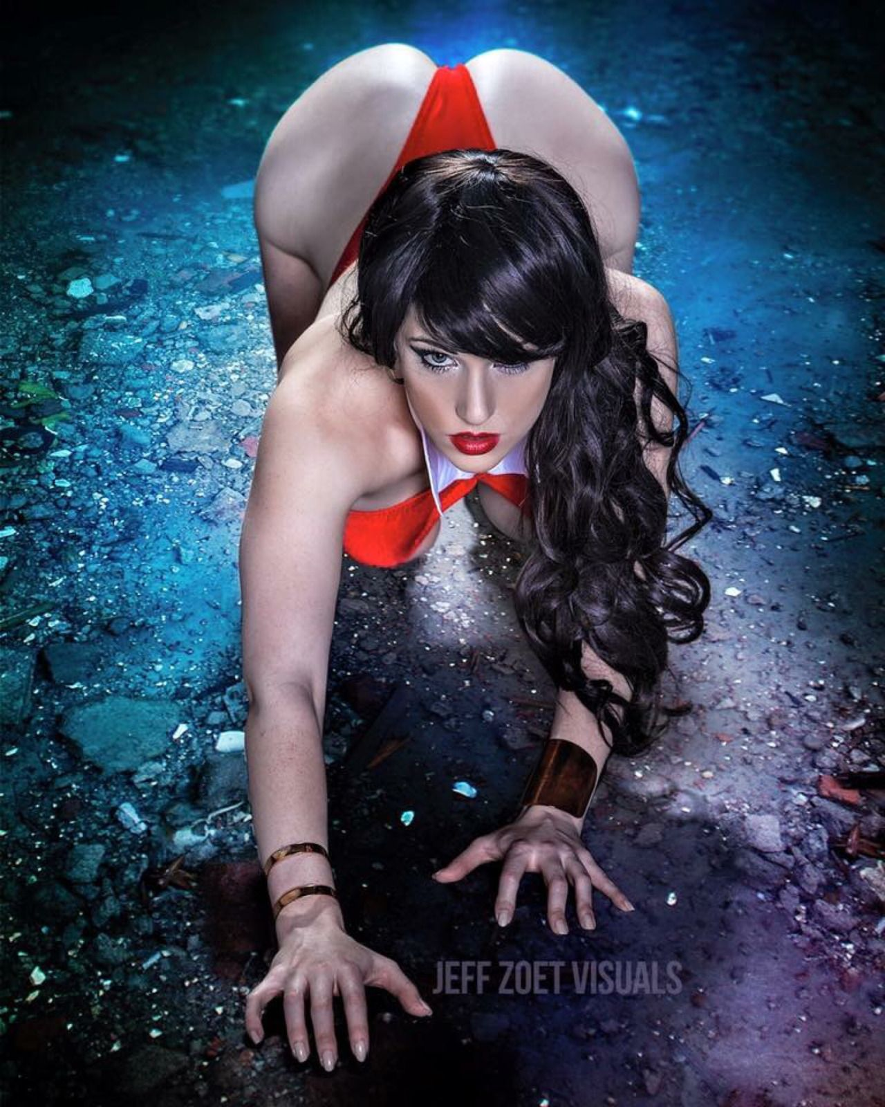 Vampirella, Cosplay by Claire Ana