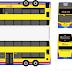 [網頁更新]更新城巴紙巴士8326, 8363, 8370, 8440, 8508。
