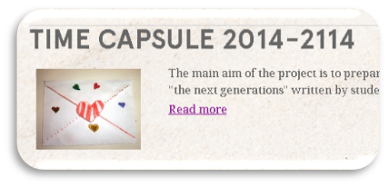 Twinspace-Time Capsule 2014-2114