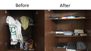 Its time to Clean my Wardrobe