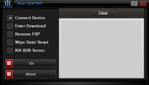 Flyer SAM FRP Tool Full Crack With KeyGen Free Download