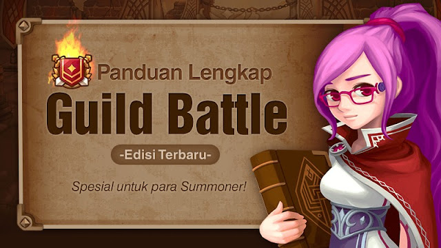 Panduan Lengkap Guild Battle Summoners War