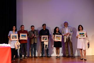 """Con reconocimiento a la trayectoria de Jorge """"Gato"""" Escalante se realizó el Premio Periodismo, Memoria y DD.HH."""