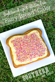 Easy Gluten Free Fairy Bread Cake Recipe