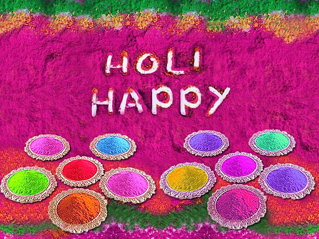 Happy Holi 2015 photos