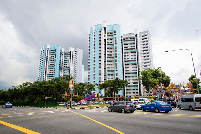 Hdb-Little India-Singapore