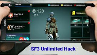 Shadow Fight 3 Mod Apk 1.13.1 With Data