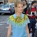 Melanie Thierry comparece ao jantar da Vogue Foundation durante a Semana de Moda de Paris como parte da Alta Costura Outono / Inverno 2017-2018 no Museu Galliera, em Paris, França - 04/07/2017