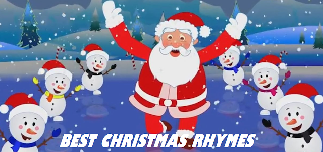 Merry Christmas Rhymes