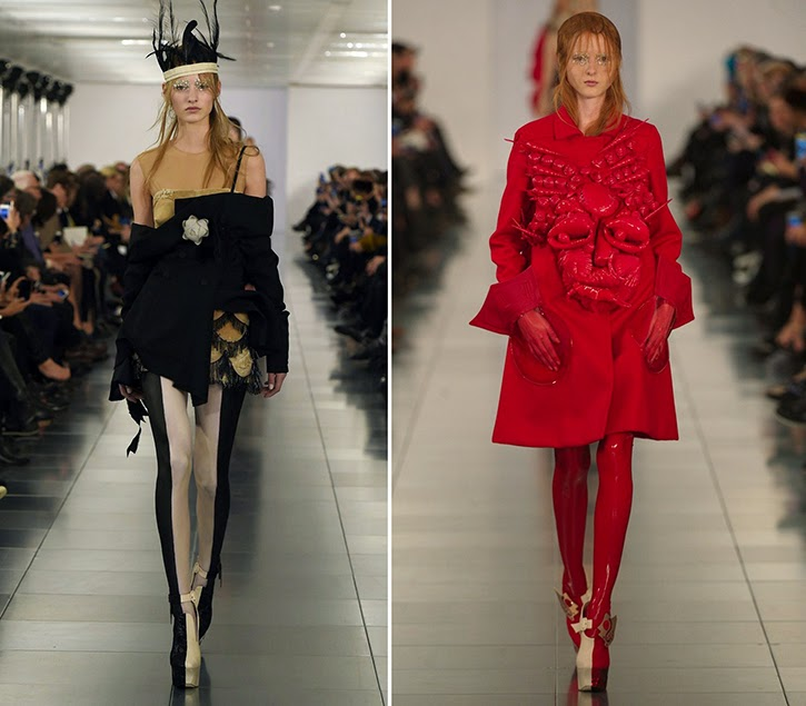galliano margiela 2015