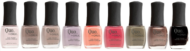 Quo by Orly 2019 Collection - with swatches!