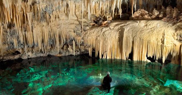 Ένα από τα πιο ωραία σπήλαια στον κόσμο βρίσκεται στην Ελλάδα